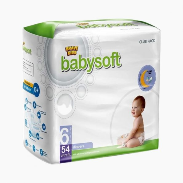Babysoft diapers